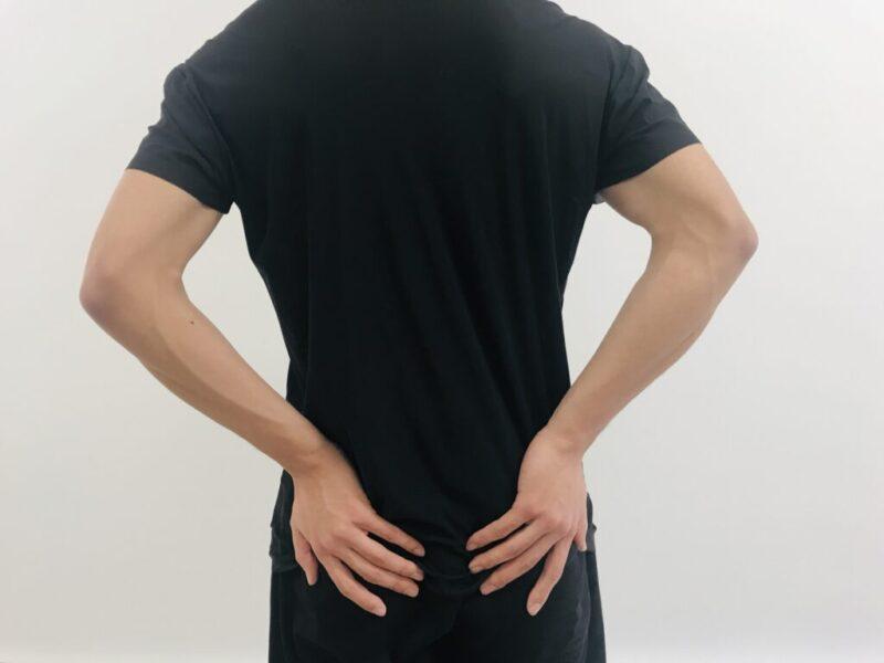 ヘルニアで腰が痛い人
